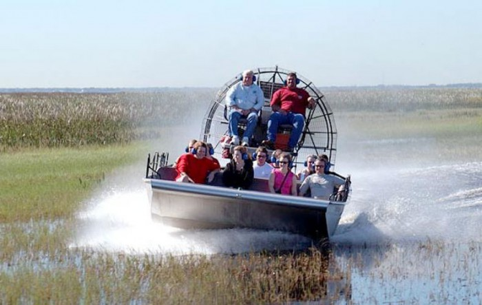 Airboat Rides Near Kissimmee Resorts