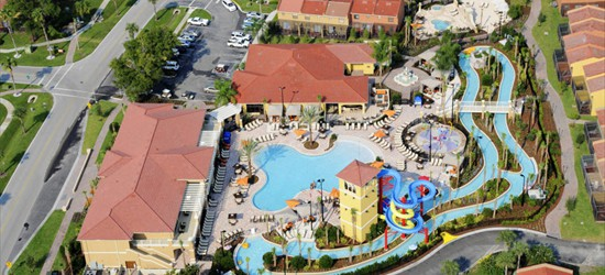 Pool Games Fantasy World Kissimmee Hotel With Water Park