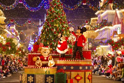 Plan Now for a Christmas Orlando Vacation